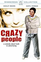 Crazy People (1990) Poster