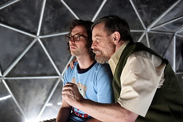 Mark Hamill and Kyle Mooney in Brigsby Bear (2017)