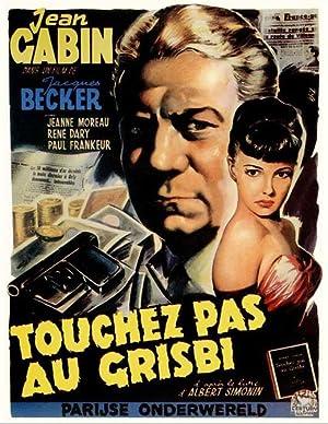 Touchez Pas au Grisbi poster
