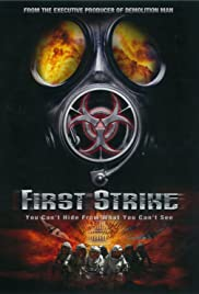 First Strike Poster