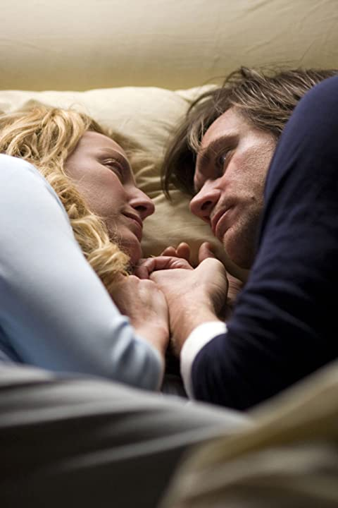 Jim Carrey and Virginia Madsen in The Number 23 (2007)