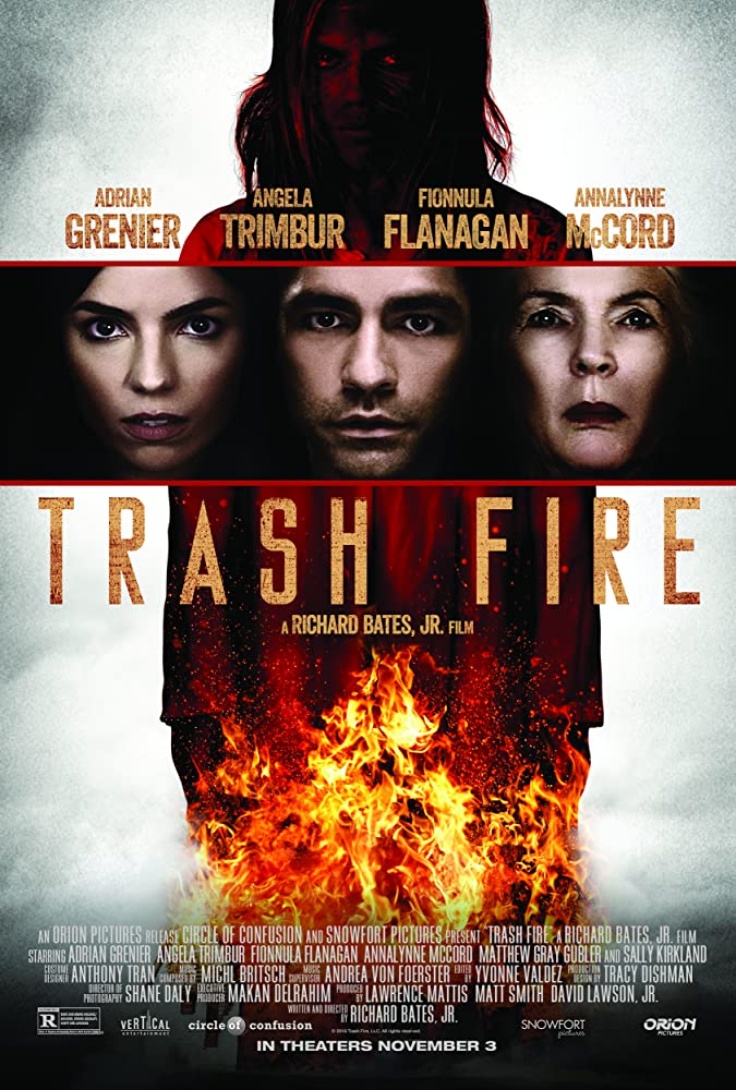 Trash Fire 2016 720p HEVC BluRay x265 300MB