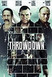 Throwdown Poster