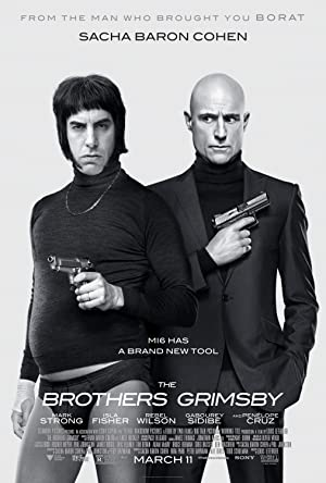 The Brothers Grimsby 2016 HDRip