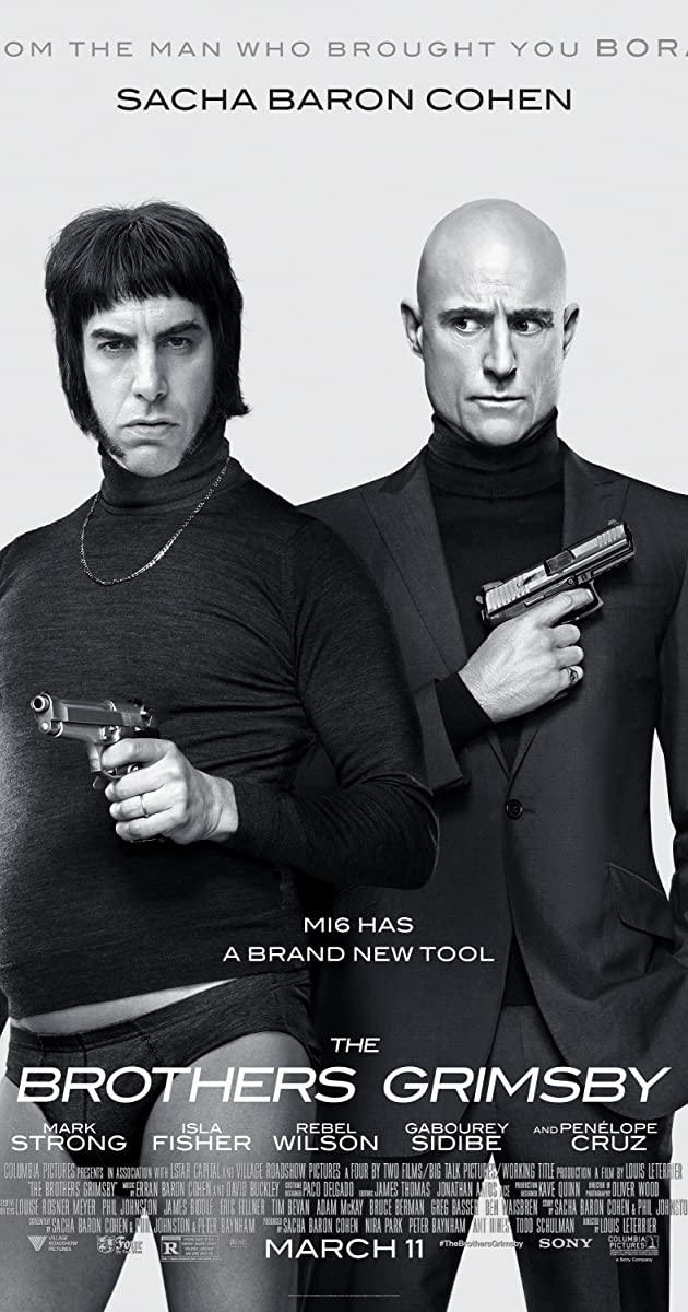 the brothers grimsby imdb