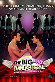 The Big Gay Musical (2009) Poster - Movie Forum, Cast, Reviews
