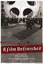 Image of A Film Unfinished