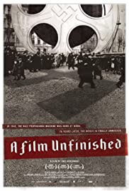 Nonton Film A Film Unfinished (2010)