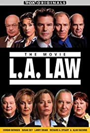 L.A. Law: The Movie (2002) Poster - Movie Forum, Cast, Reviews