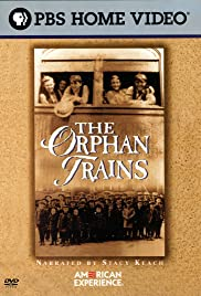 The Orphan Trains Poster