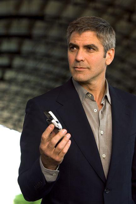 George Clooney in Ocean's Twelve (2004)