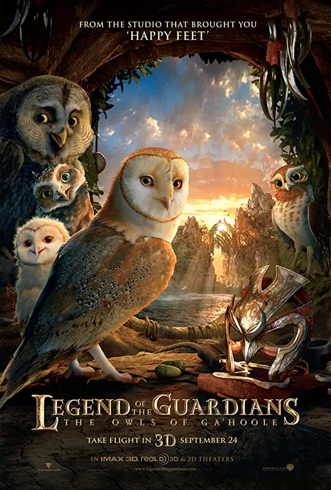 Legend of the Guardians: The Owls of Ga'Hoole >> 30s review