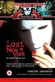 Perdues dans New York Poster