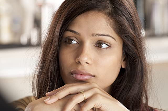 Freida Pinto in You Will Meet a Tall Dark Stranger (2010)
