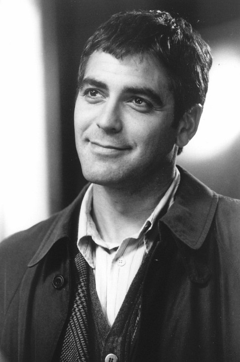 George Clooney in One Fine Day (1996)