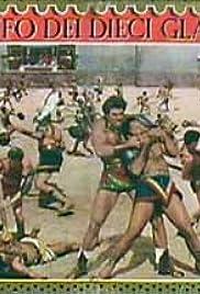 Il trionfo dei dieci gladiatori Poster