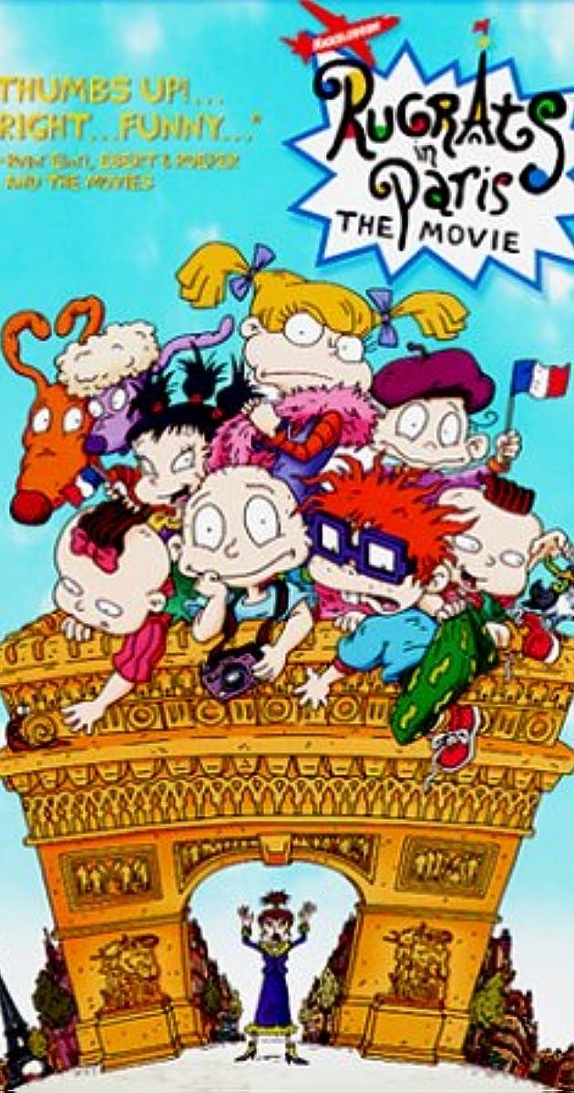 Rugrats in Paris: The Movie (2000) - IMDb