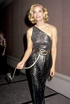 Cybill Shepherd at an event for The 47th Annual Golden Globe Awards (1990)
