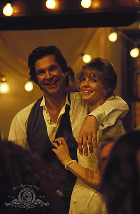 Jeff Bridges and Suzy Amis in Blown Away (1994)
