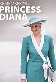 Remembering Diana Princess of Wales Poster