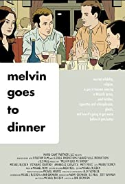 Melvin Goes to Dinner Poster
