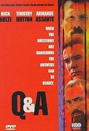 Q & A Poster