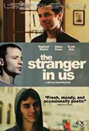 The Stranger in Us Poster