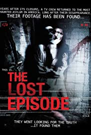 The Lost Episode (2012) Poster - Movie Forum, Cast, Reviews