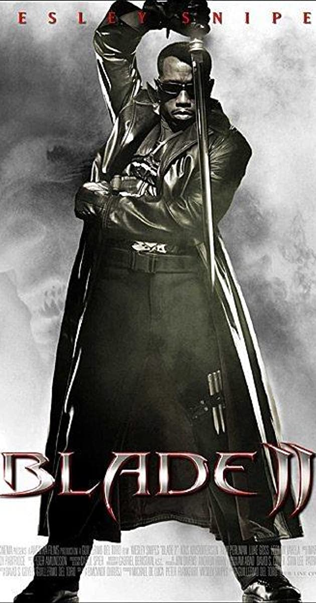 Blade 1998 Poster