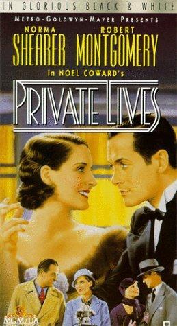 Reginald Denny, Una Merkel, Robert Montgomery, and Norma Shearer in Private Lives (1931)