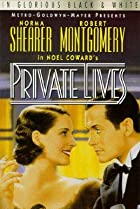 Private Lives (1931) Poster