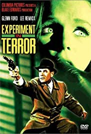 Experiment in Terror Poster