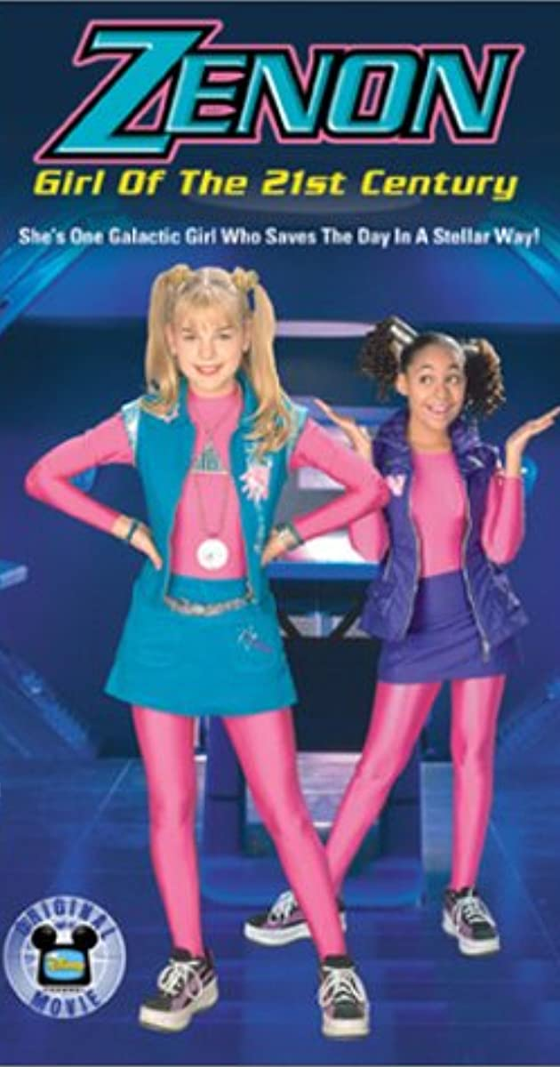 Zenon: Girl of the 21st Century - 105.0KB