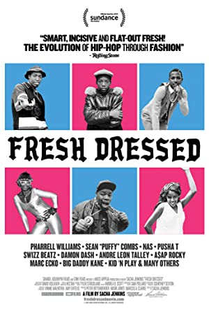 Fresh Dressed film Poster