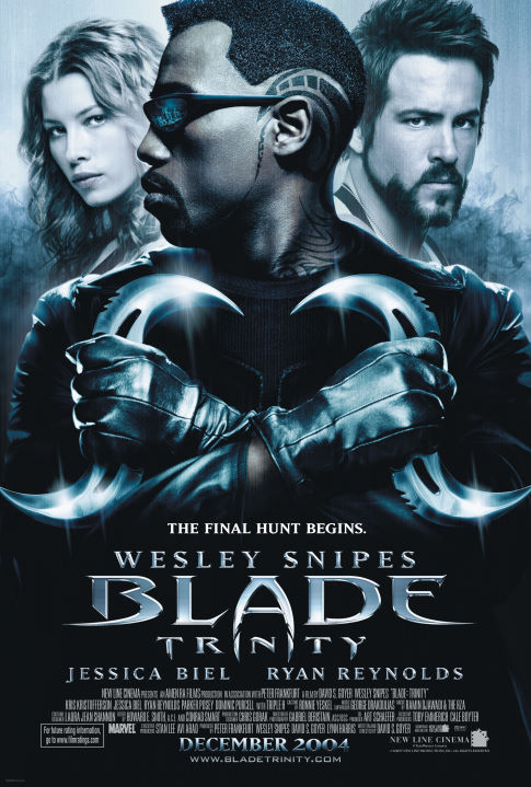 Blade Trinity 2004 Hindi Dubbed