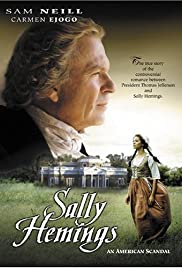 Sally Hemings: An American Scandal (2000) Poster - Movie Forum, Cast, Reviews