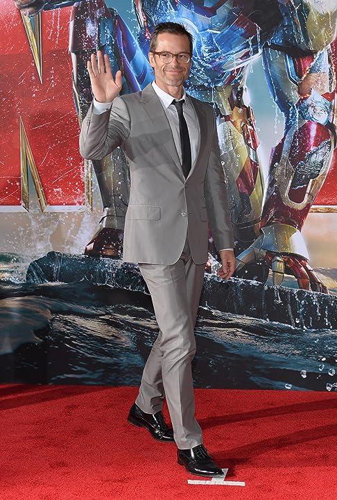 Guy Pearce at Iron Man Three (2013)