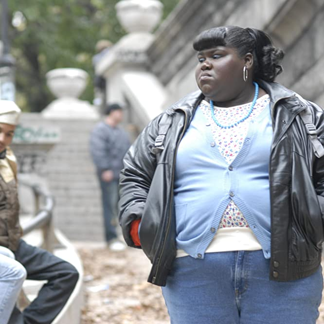 Gabourey Sidibe in Precious (2009)