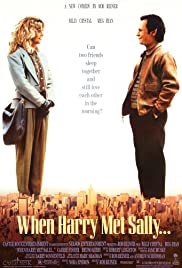 When Harry Met Sally... (1989) Poster - Movie Forum, Cast, Reviews