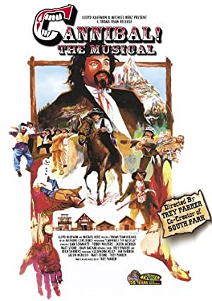 watch Cannibal! The Musical full movie 720