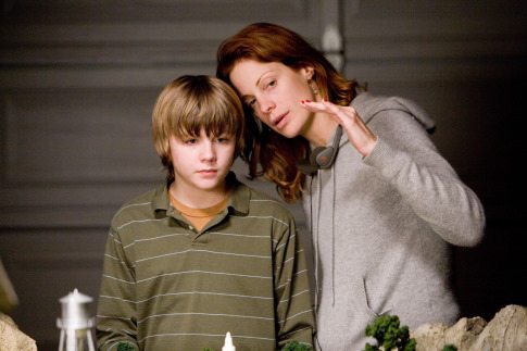 Alison Eastwood and Miles Heizer in Rails & Ties (2007)