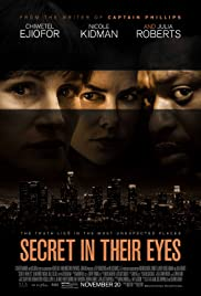 Secret in Their Eyes (2015) Poster - Movie Forum, Cast, Reviews