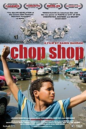 Chop Shop film Poster