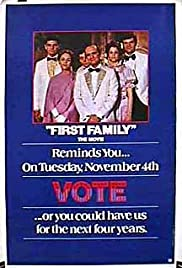 First Family Poster