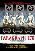 Primary image for Paragraph 175