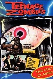 Teenage Zombies Poster