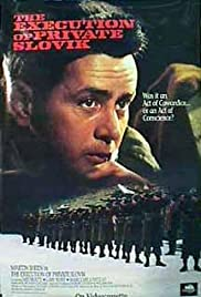 The Execution of Private Slovik (1974) Poster - Movie Forum, Cast, Reviews