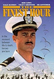 The Finest Hour (1992) Poster - Movie Forum, Cast, Reviews