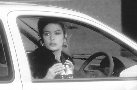 Catherine Zeta-Jones in Entrapment (1999)