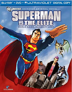 ver Superman vs La Elite